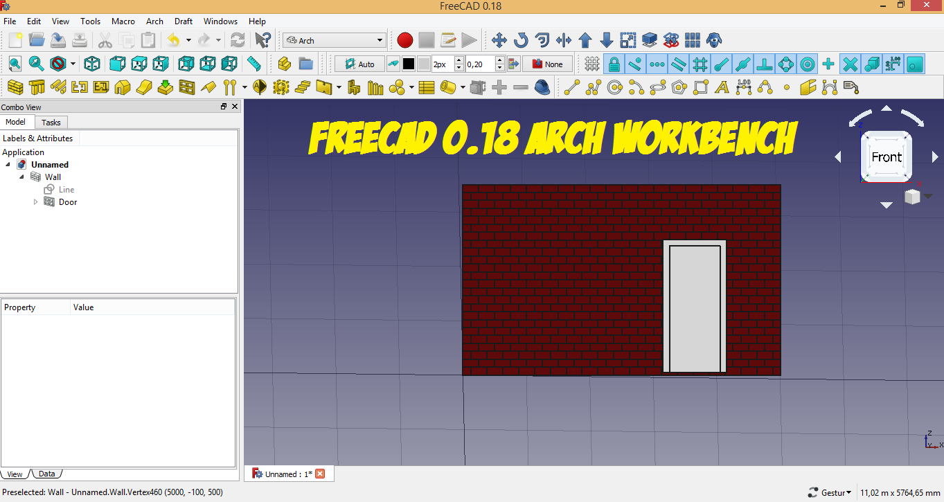 freecad workbench